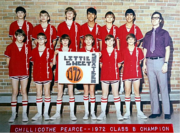 1972 IESA B  Boys Basketball Champions