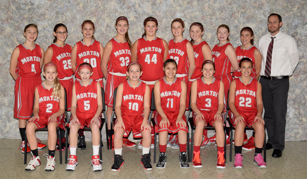 2014 IESA 7-4A  Girls Basketball Champions