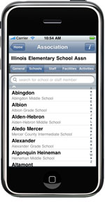 SchoolZapp screenshot